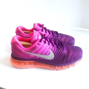 Nike Air Max 2017 10 Purple 849560-502 Shoes
